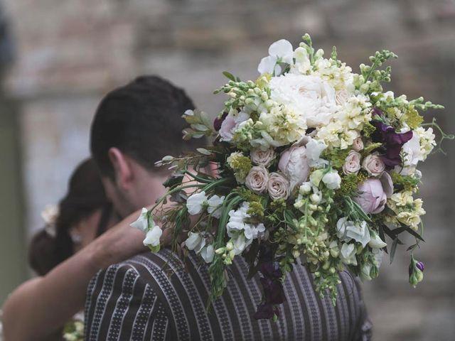 Il matrimonio di Genny e Elisa a Apiro, Macerata 81