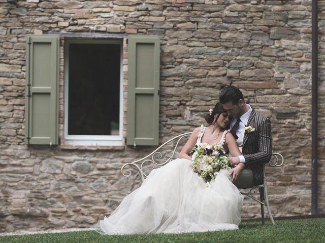 Il matrimonio di Genny e Elisa a Apiro, Macerata 85