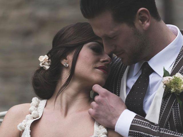 Il matrimonio di Genny e Elisa a Apiro, Macerata 86