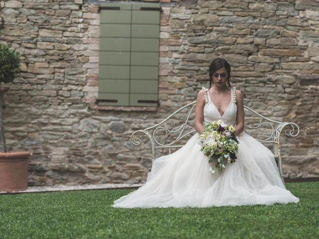 Il matrimonio di Genny e Elisa a Apiro, Macerata 87
