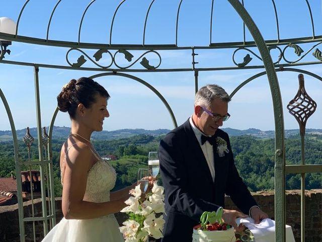 Il matrimonio di Massimo Orlandi e Debora Signorini a Cortanze, Asti 6