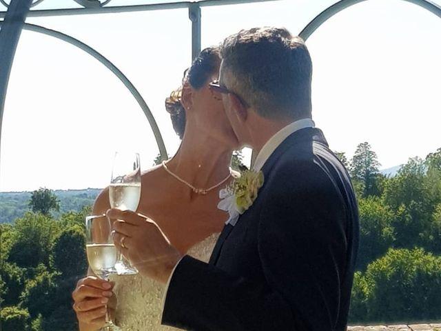 Il matrimonio di Massimo Orlandi e Debora Signorini a Cortanze, Asti 11