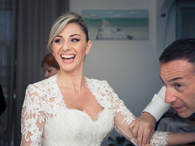 Il matrimonio di Alessia e Franco a Lido di Ostia, Roma 12