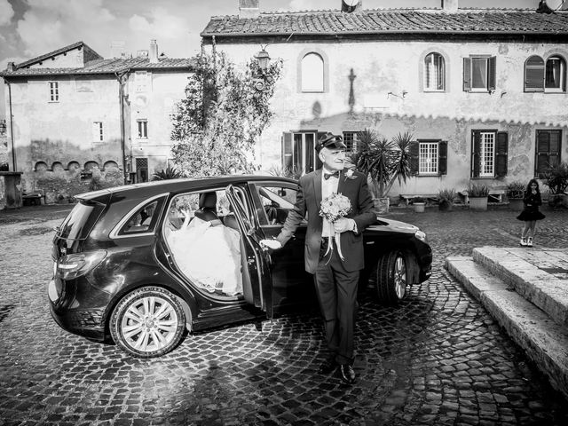 Il matrimonio di Alessia e Franco a Lido di Ostia, Roma 22
