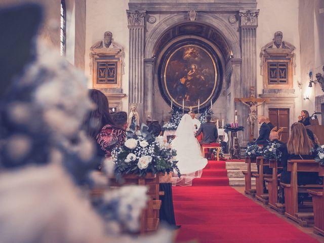 Il matrimonio di Alessia e Franco a Lido di Ostia, Roma 28