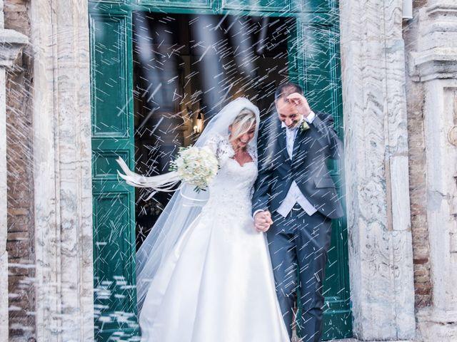 Il matrimonio di Alessia e Franco a Lido di Ostia, Roma 30