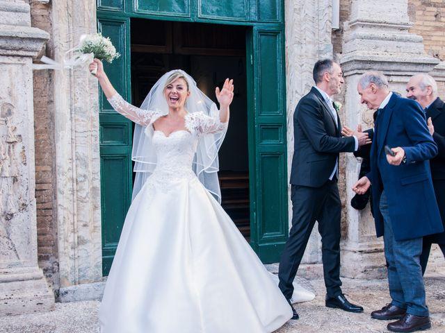 Il matrimonio di Alessia e Franco a Lido di Ostia, Roma 33