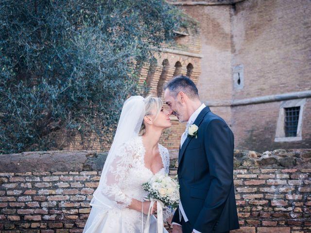 Il matrimonio di Alessia e Franco a Lido di Ostia, Roma 34