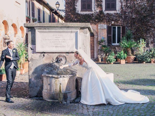 Il matrimonio di Alessia e Franco a Lido di Ostia, Roma 35