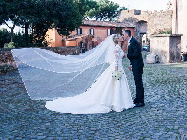 Il matrimonio di Alessia e Franco a Lido di Ostia, Roma 36