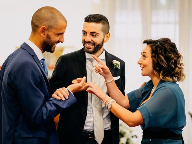 Il matrimonio di Mario e Maria Chiara a Foggia, Foggia 16