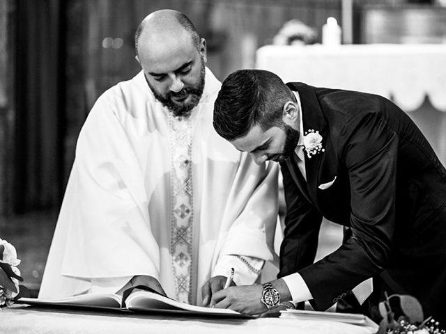 Il matrimonio di Mario e Maria Chiara a Foggia, Foggia 34