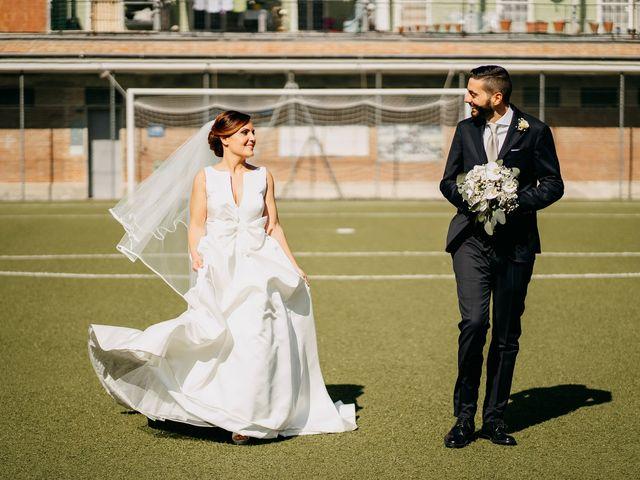 Il matrimonio di Mario e Maria Chiara a Foggia, Foggia 43