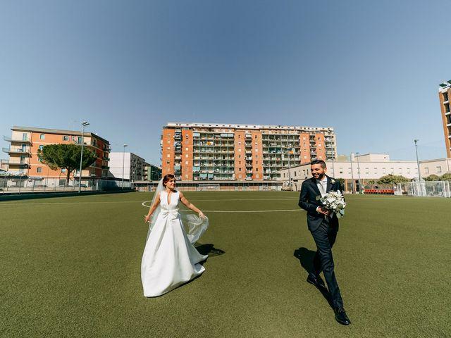 Il matrimonio di Mario e Maria Chiara a Foggia, Foggia 44
