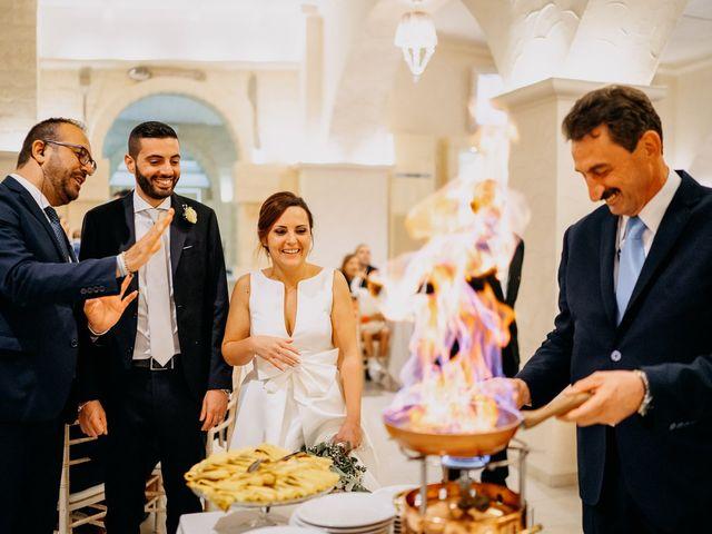 Il matrimonio di Mario e Maria Chiara a Foggia, Foggia 86