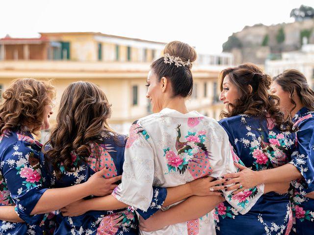 Il matrimonio di Alexandria e Guglielmo a Napoli, Napoli 13