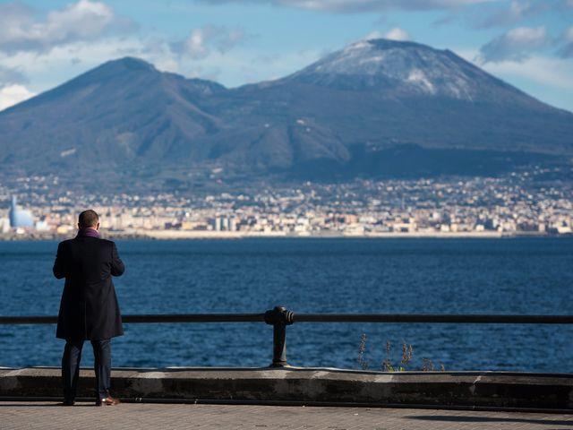 Il matrimonio di Alexandria e Guglielmo a Napoli, Napoli 27