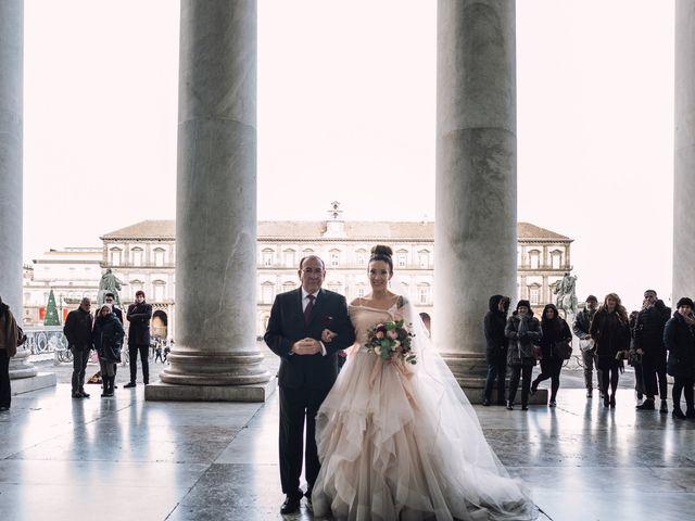 Il matrimonio di Alexandria e Guglielmo a Napoli, Napoli 30