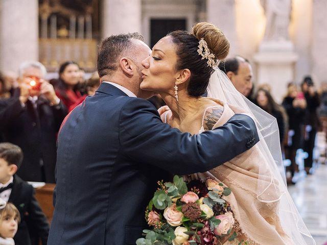 Il matrimonio di Alexandria e Guglielmo a Napoli, Napoli 31