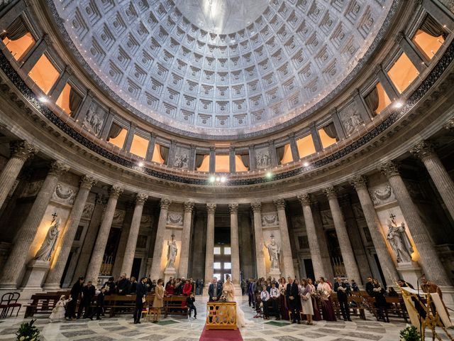 Il matrimonio di Alexandria e Guglielmo a Napoli, Napoli 33