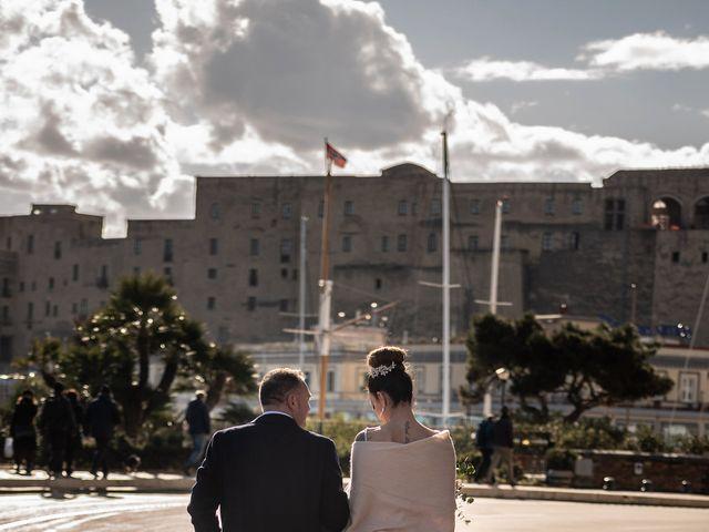 Il matrimonio di Alexandria e Guglielmo a Napoli, Napoli 37
