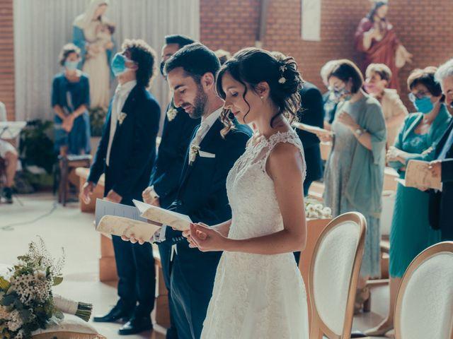 Il matrimonio di Sara e Matteo a Desenzano del Garda, Brescia 17