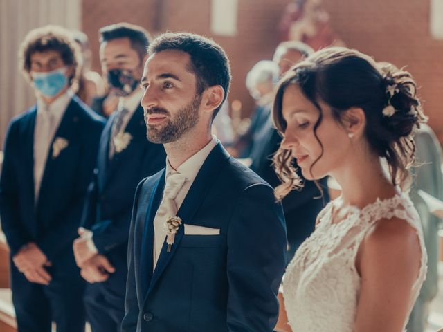 Il matrimonio di Sara e Matteo a Desenzano del Garda, Brescia 22