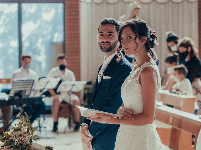 Il matrimonio di Sara e Matteo a Desenzano del Garda, Brescia 23