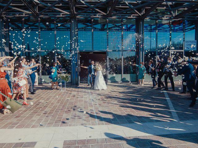 Il matrimonio di Sara e Matteo a Desenzano del Garda, Brescia 25