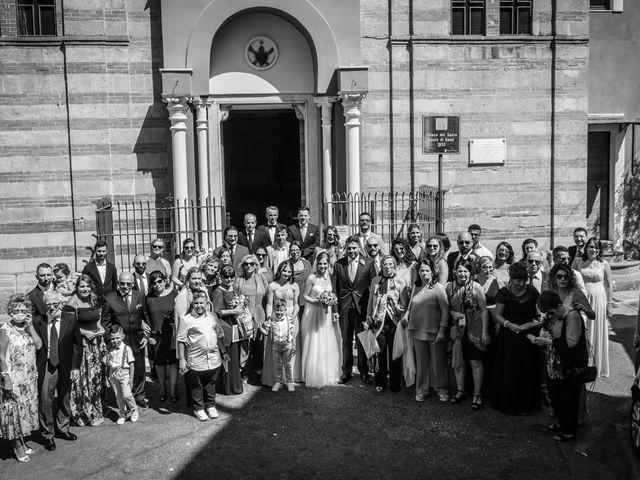 Il matrimonio di Miriam e Agostino a Pozzuoli, Napoli 3