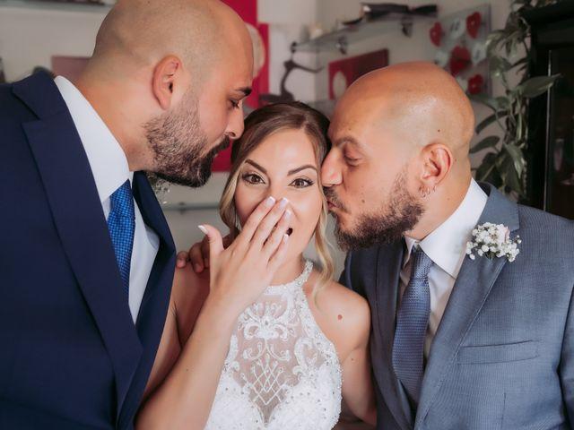 Il matrimonio di Miriam e Agostino a Pozzuoli, Napoli 24