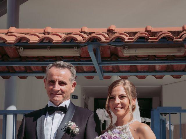 Il matrimonio di Miriam e Agostino a Pozzuoli, Napoli 27