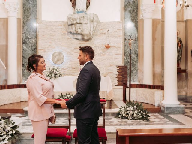 Il matrimonio di Miriam e Agostino a Pozzuoli, Napoli 29