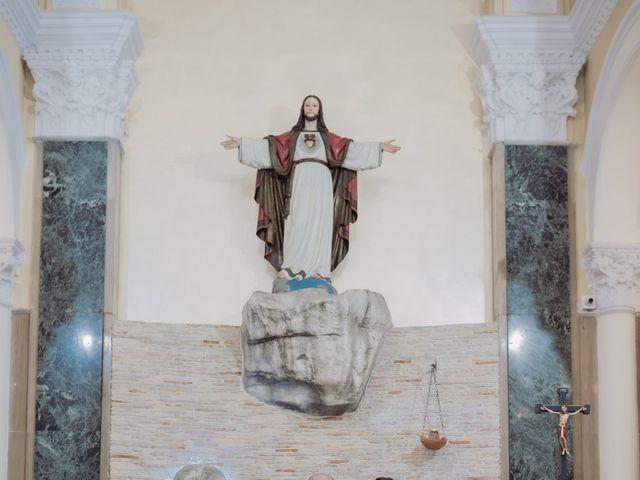 Il matrimonio di Miriam e Agostino a Pozzuoli, Napoli 36