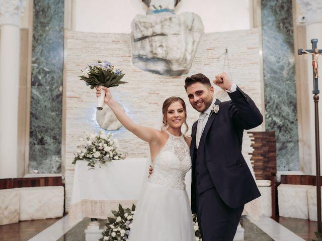 Il matrimonio di Miriam e Agostino a Pozzuoli, Napoli 37