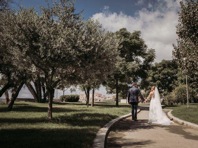 Il matrimonio di Miriam e Agostino a Pozzuoli, Napoli 39