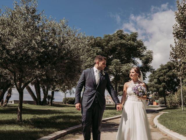 Il matrimonio di Miriam e Agostino a Pozzuoli, Napoli 41