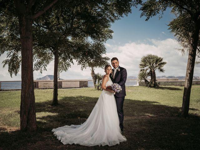 Il matrimonio di Miriam e Agostino a Pozzuoli, Napoli 43