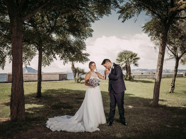 Il matrimonio di Miriam e Agostino a Pozzuoli, Napoli 44