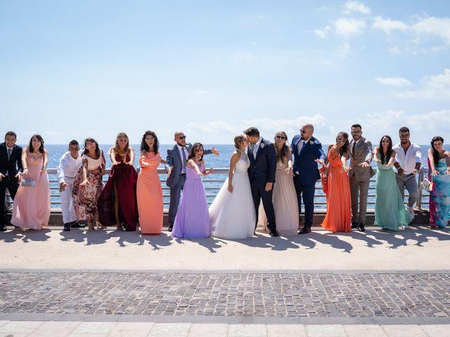 Il matrimonio di Miriam e Agostino a Pozzuoli, Napoli 45