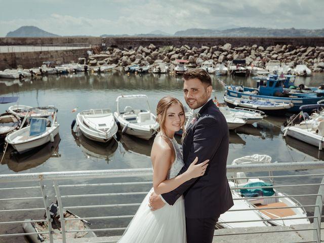 Il matrimonio di Miriam e Agostino a Pozzuoli, Napoli 52
