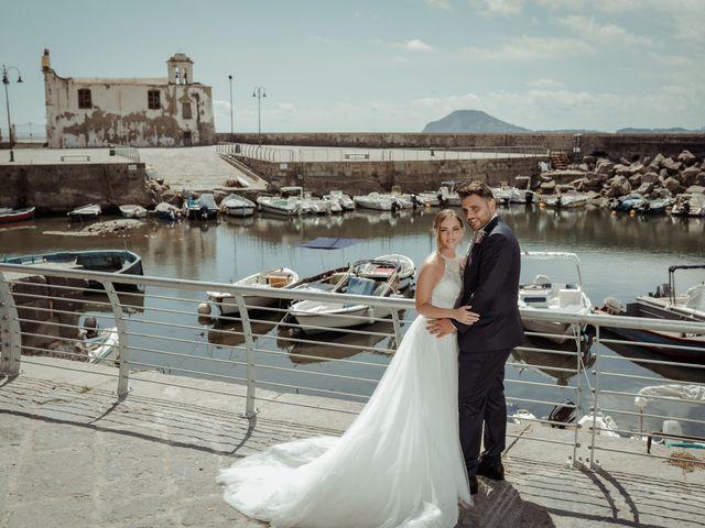 Il matrimonio di Miriam e Agostino a Pozzuoli, Napoli 53