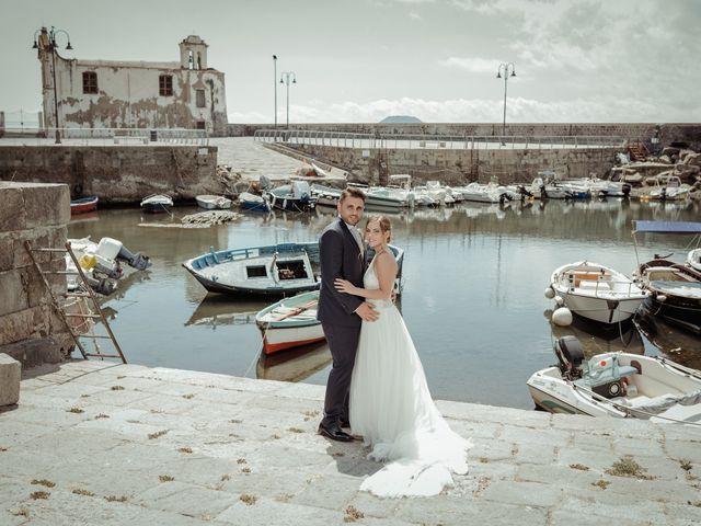 Il matrimonio di Miriam e Agostino a Pozzuoli, Napoli 56