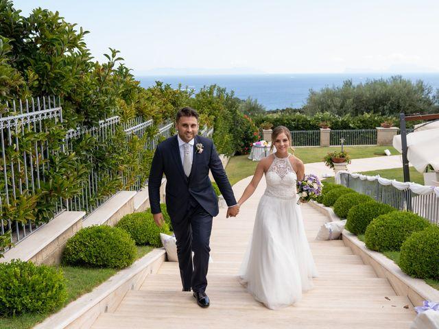 Il matrimonio di Miriam e Agostino a Pozzuoli, Napoli 59