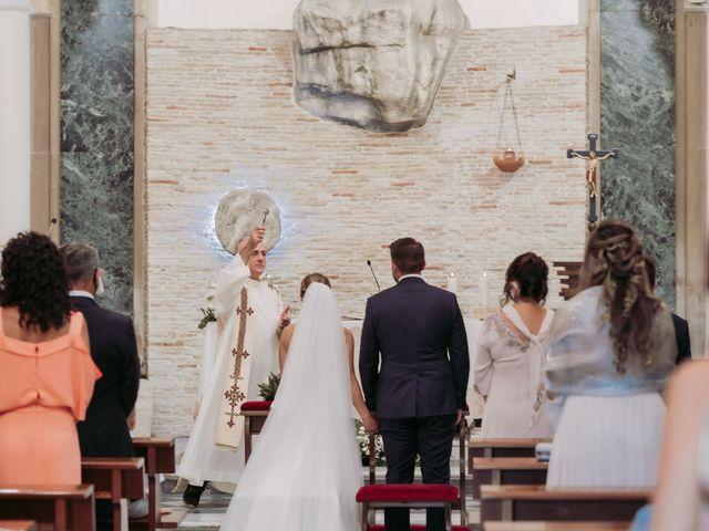 Il matrimonio di Miriam e Agostino a Pozzuoli, Napoli 86