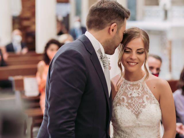 Il matrimonio di Miriam e Agostino a Pozzuoli, Napoli 88