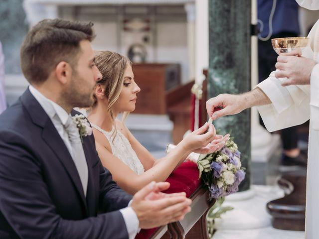 Il matrimonio di Miriam e Agostino a Pozzuoli, Napoli 89