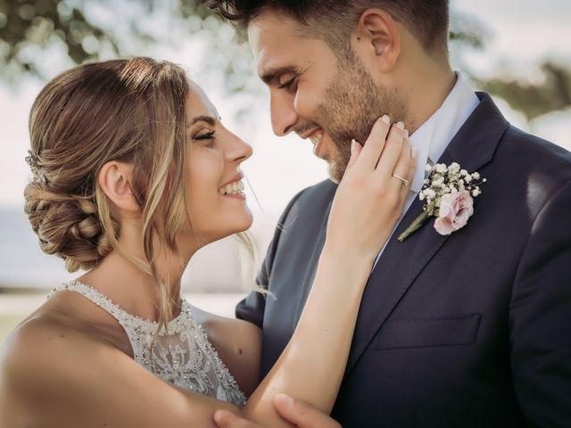 Il matrimonio di Miriam e Agostino a Pozzuoli, Napoli 92