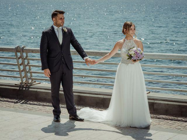 Il matrimonio di Miriam e Agostino a Pozzuoli, Napoli 94