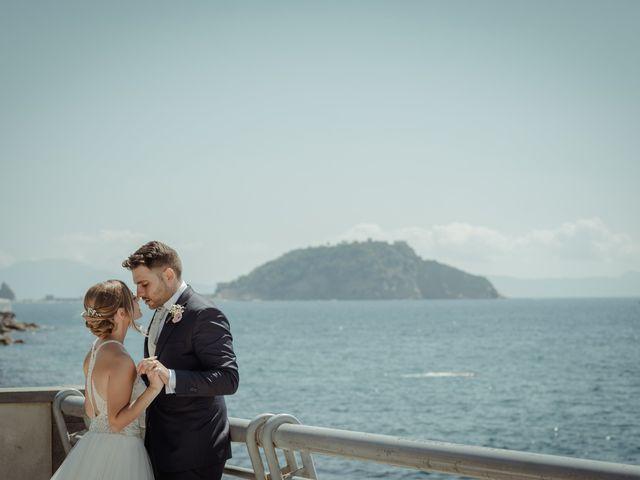 Il matrimonio di Miriam e Agostino a Pozzuoli, Napoli 99